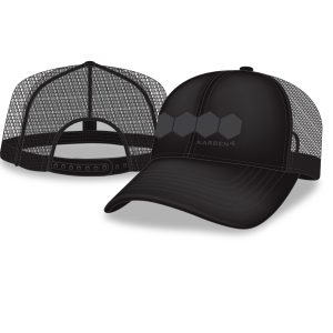 Gray Logo Hat