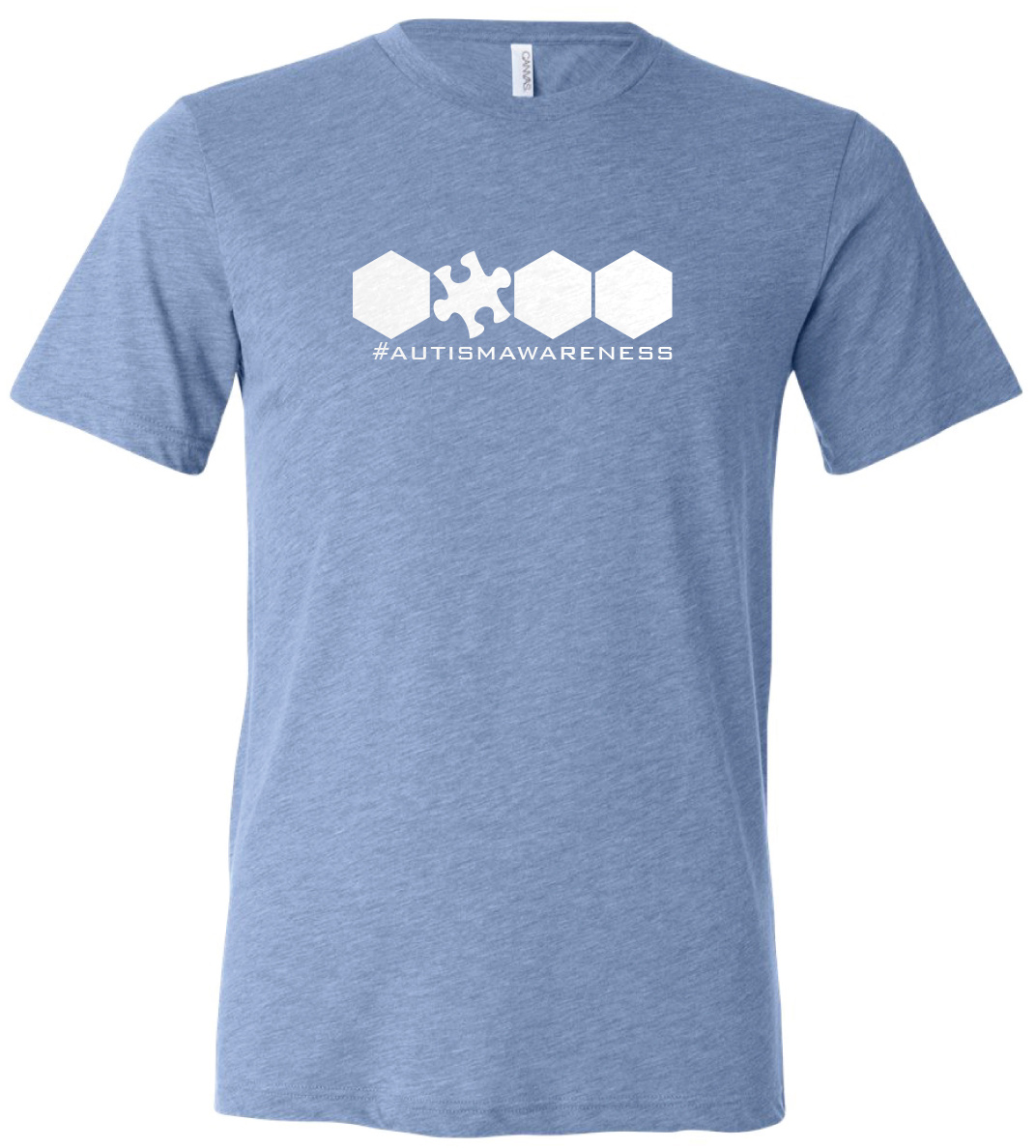 d157d38b552 K4 Autism Awareness T-Shirt | Karben4 Brewing